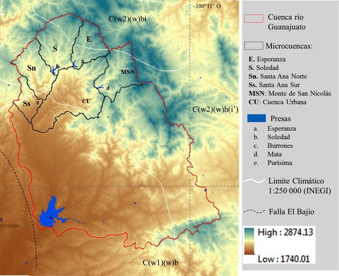 Martínez-Arredondo, J. C., Jofre Meléndez, R., Ortega Chávez, V. M., & Ramos Arroyo, Y. R. (2015). Descripción de la variabilidad climática normal (1951-2010) en la cuenca del río Guanajuato, centro de México [Figura 3]. Acta Universitaria, 25(6), 31-47. doi: 10.15174/au.2015.799