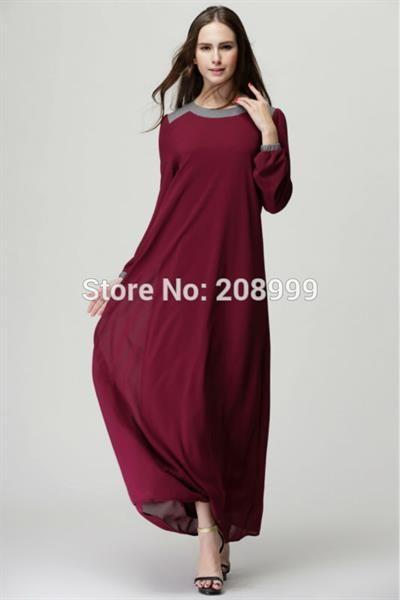 Национальный мусульманский костюм халат