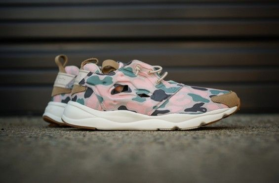 """Another Look At All Three Pairs Of The Reebok Furylite """"Camo"""" Pack"""