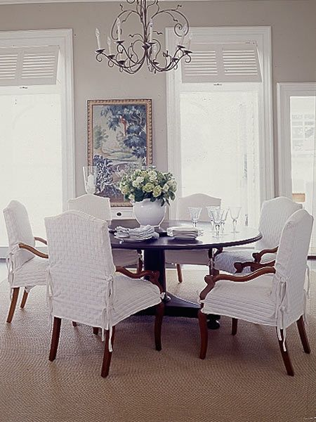 Dining Room Great Homes Designs Interior With Pretty Slipcovers For Chairs Chair Cover Make Beauty
