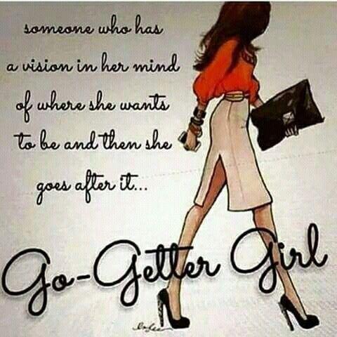 Go get 'em
