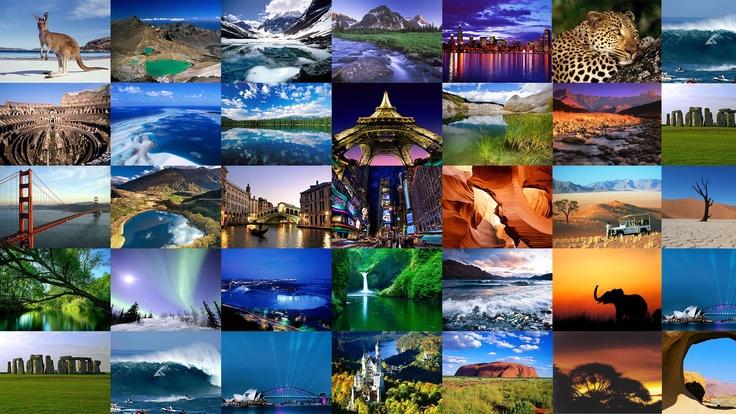Tourizm Destinations