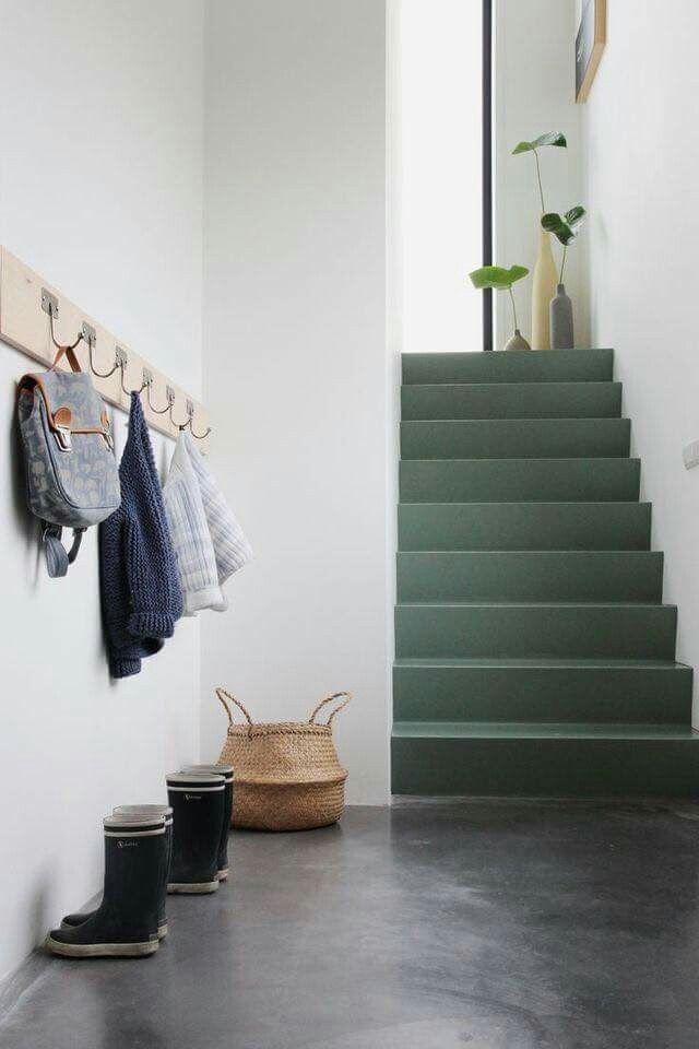 Vloer + Kleur trap