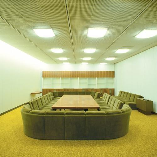 'Konferenzräume'; Conference room, Palast der Republik / Berlin