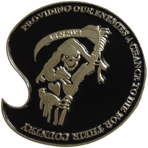 weapons bottle opener reaper challenge coin this coin has been updated from previously. Black Bedroom Furniture Sets. Home Design Ideas