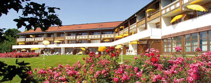 Apart Hotel am Sonnenhügel in Bad Birnbach * Übernachtung Hotelzimmer Bad Birnbach Zimmer