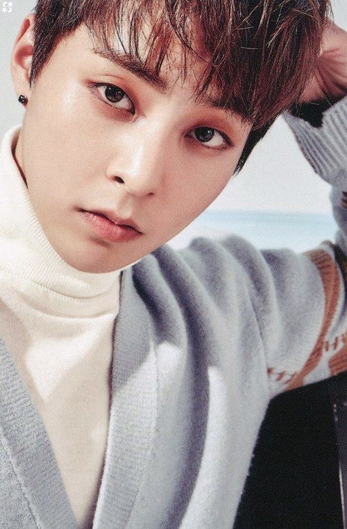 Xiumin <3 discovered by Manu Park on We Heart It