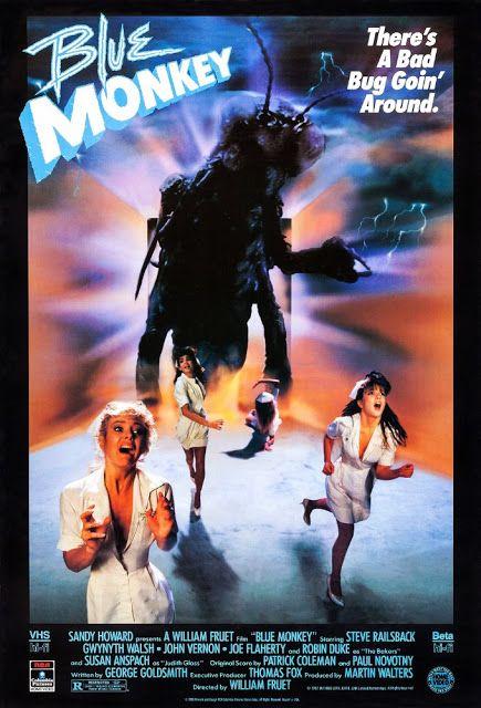 70's & 80's Films: Blue Monkey (1987)