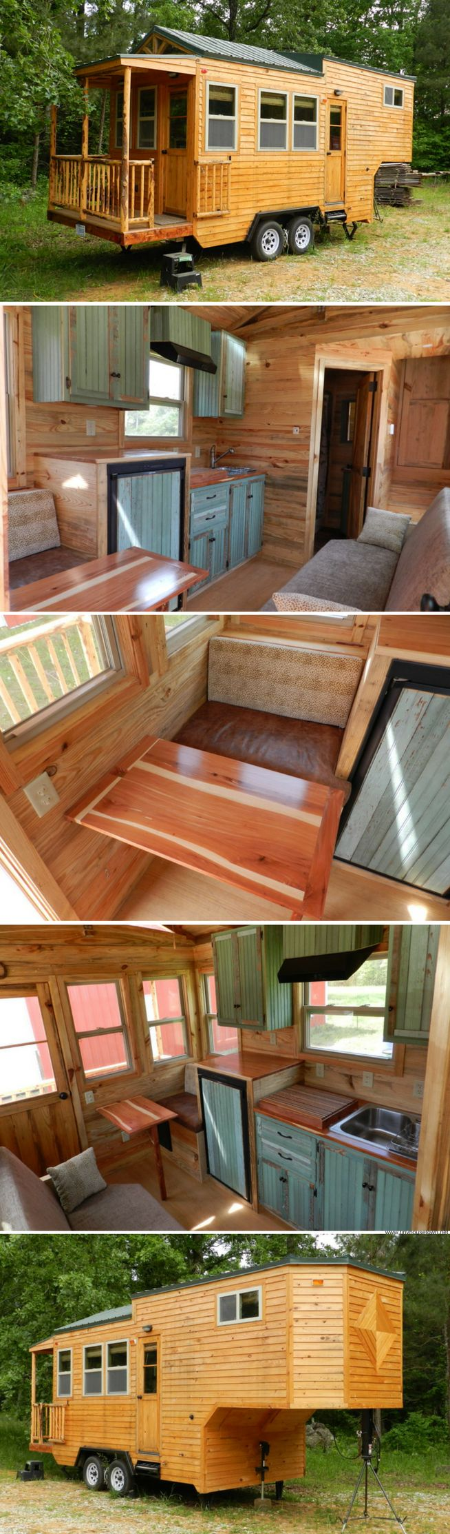 Mississippi Tiny House (204 sq ft)