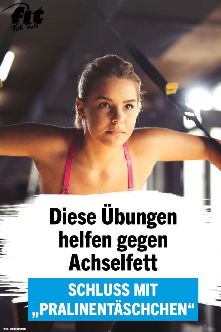 Losing Weight: What to do against Achselfett? – Fitness- und Trainingstipps