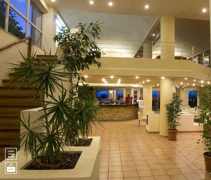 Lobby Area #vitahotels #zorbasvillage #crete #greece