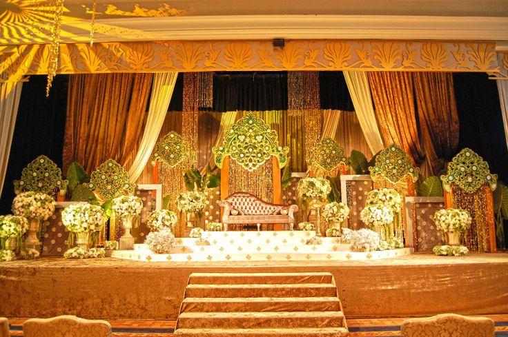 Stunning wedding deco