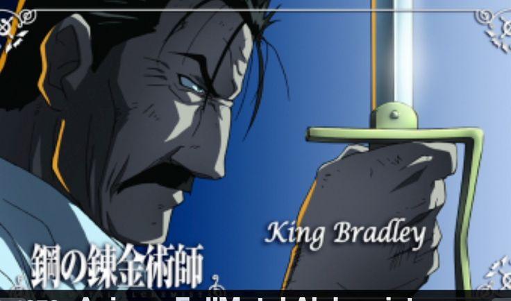 King Bradley