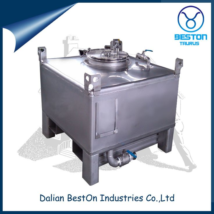 Hot Item Stainless Steel Ibc Tank For Chemicals In 2020 Stainless Steel Hot Items Ibc
