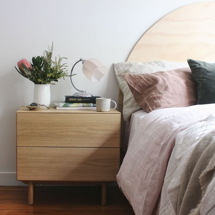 Our stylist @samlillianvankan's sleep space style is so dreamy