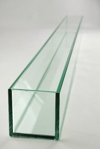 """sterno holder for smore bar, unique box for flower or candle centerpieces. 47"""" Glass Vase or Candle Holder  $49"""