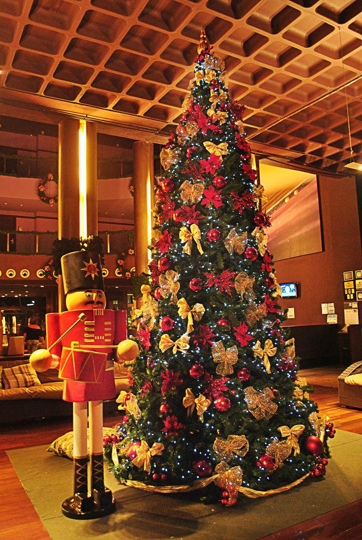 O clima de Natal já chegou aqui no Complexo Enotel Porto de Galinhas! ♥  www.enotel.com.br/default-pt.html #enotelfeitoparabrilhar #enotel #enotelexperience #experienciaenotel #portodegalinhas #destinosbrasileiros #pernambuco #resort #travel #trip