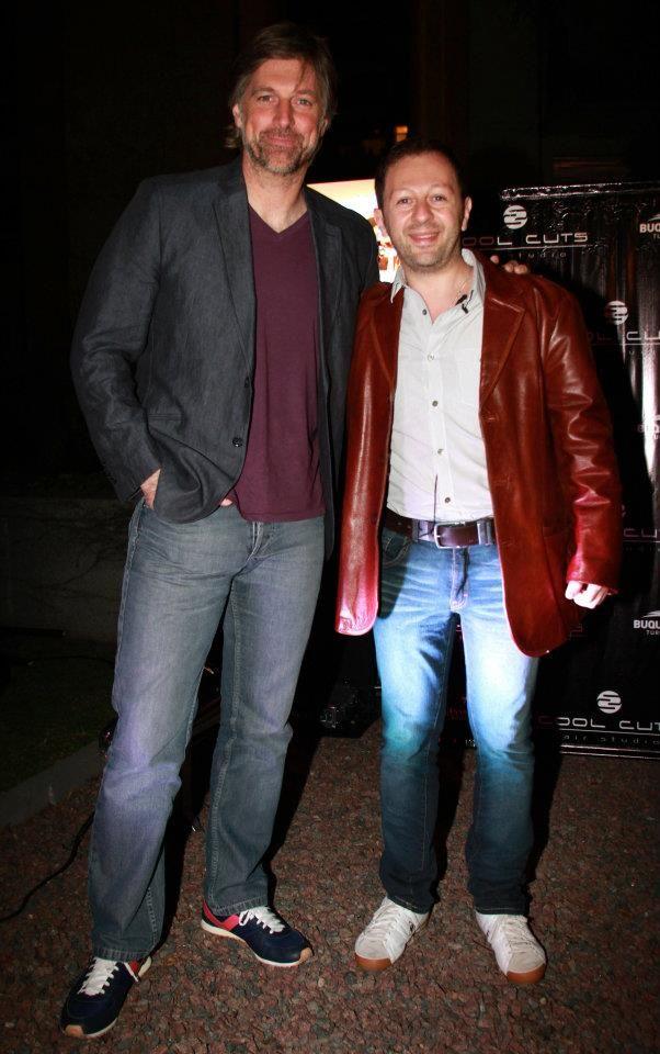 Horacio Cabak & Nicolás Scarpino