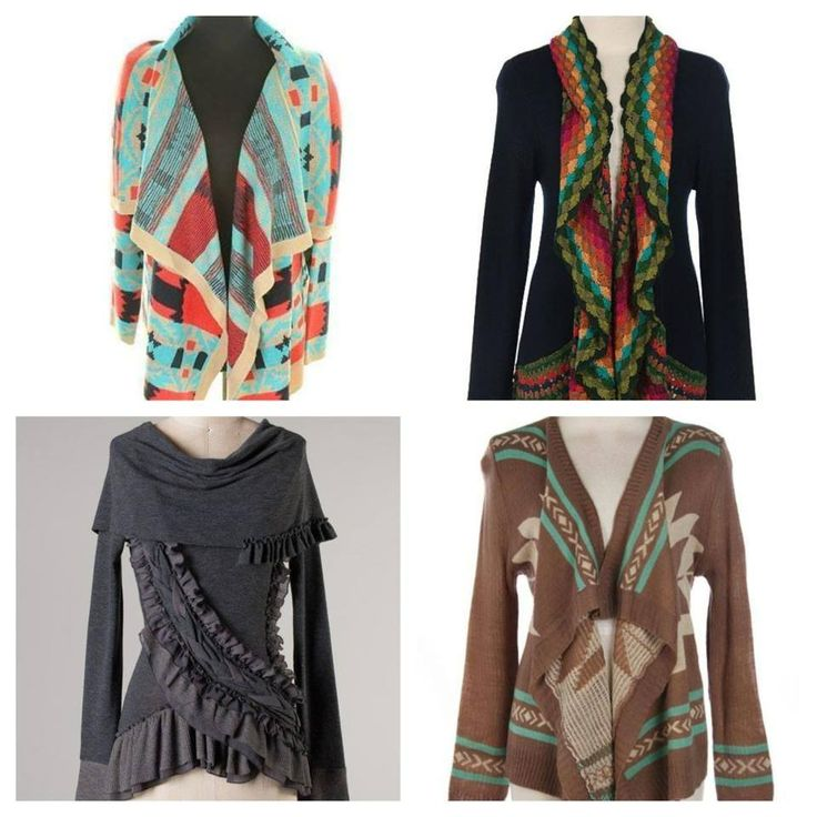 All of these cozy sweaters are on our facebook page!! Southern Rags Clothing
