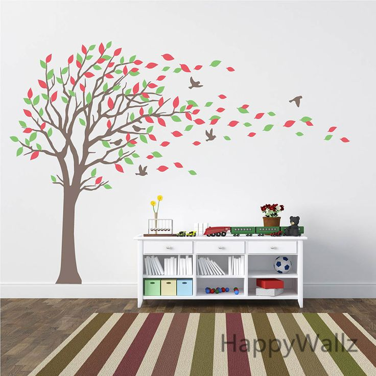 Cheap wall decor buy quality family tree wallpaper directly from china tree wall decal suppliers large tree wall stickers baby nursery tree wall decals