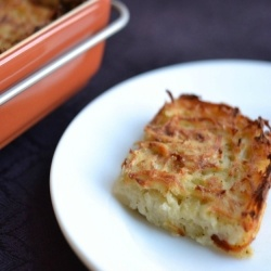 basil monster zucchini and basil strata recipe yummly monster zucchini ...