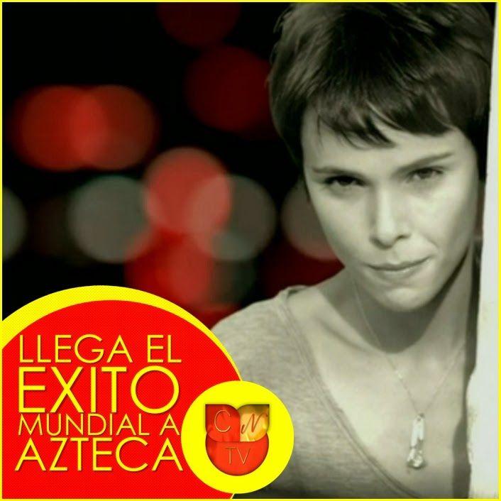 Azteca presento a los medios la telenovela Avenida Brasil, la protagonista de este éxito mundial estuvo de visita en México, Debora Falabell...