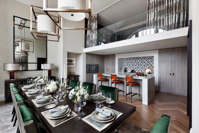 Top interior designer Helen Green Revives an Old Edwardian School