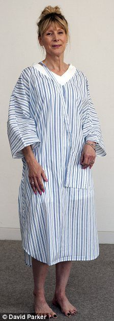 Operation Dignity: From a top designer, the hospital gown that leaves you less exposed