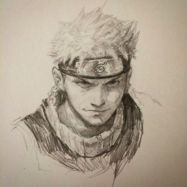 Realistic Naruto Sketch Google Search Naruto Drawings Naruto Art Naruto Sketch