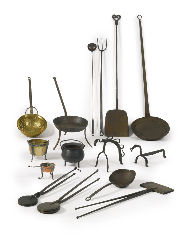 Early kitchen accessories | Early cooking utensils