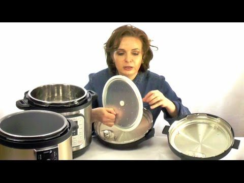 Getting Acquainted - Pressure Cooking School Today we're going to get acquainted with the pressure cooker. We're going to learn all about the pressure cooker parts and what they do, the safety systems and we're also going to put it through a test run, to see how it works. Welcome to Pressure Cooking School! CONTINUE...