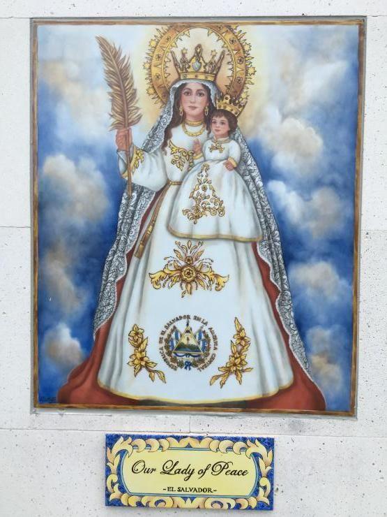 Our Lady of Peace El Salvador / Nuestra Señora de la Paz El Salvador // Serie