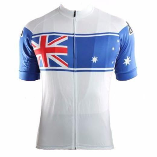 Australia National Pro Cycling Jersey – Online Cycling Gear