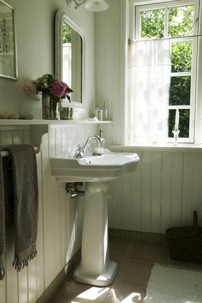 Fransk landstil - få stilen! - Fransk håndvask