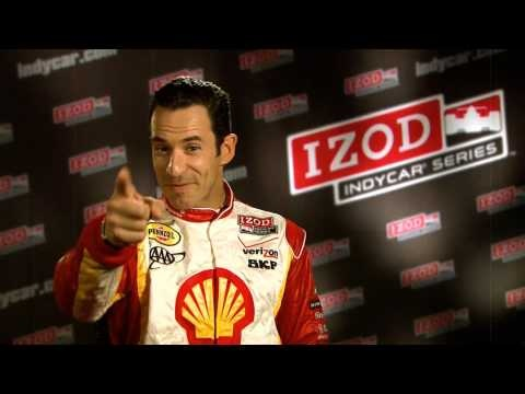 Watch the stars of the IZOD IndyCar Series poke fun at themselves and each other.