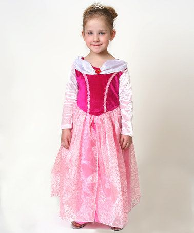 Take a look at this Pink Sleeping Beauty Dress - Toddler & Girls by Story Book Wishes on #zulily today!