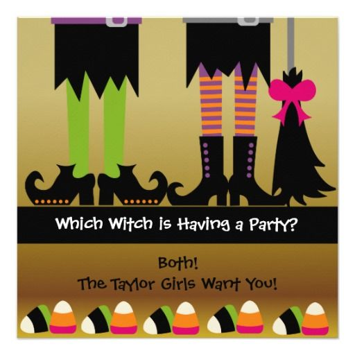 614 best kids birthday party invitations images on pinterest review the witches halloween birthday party invite we are given they also recommend where is the filmwisefo
