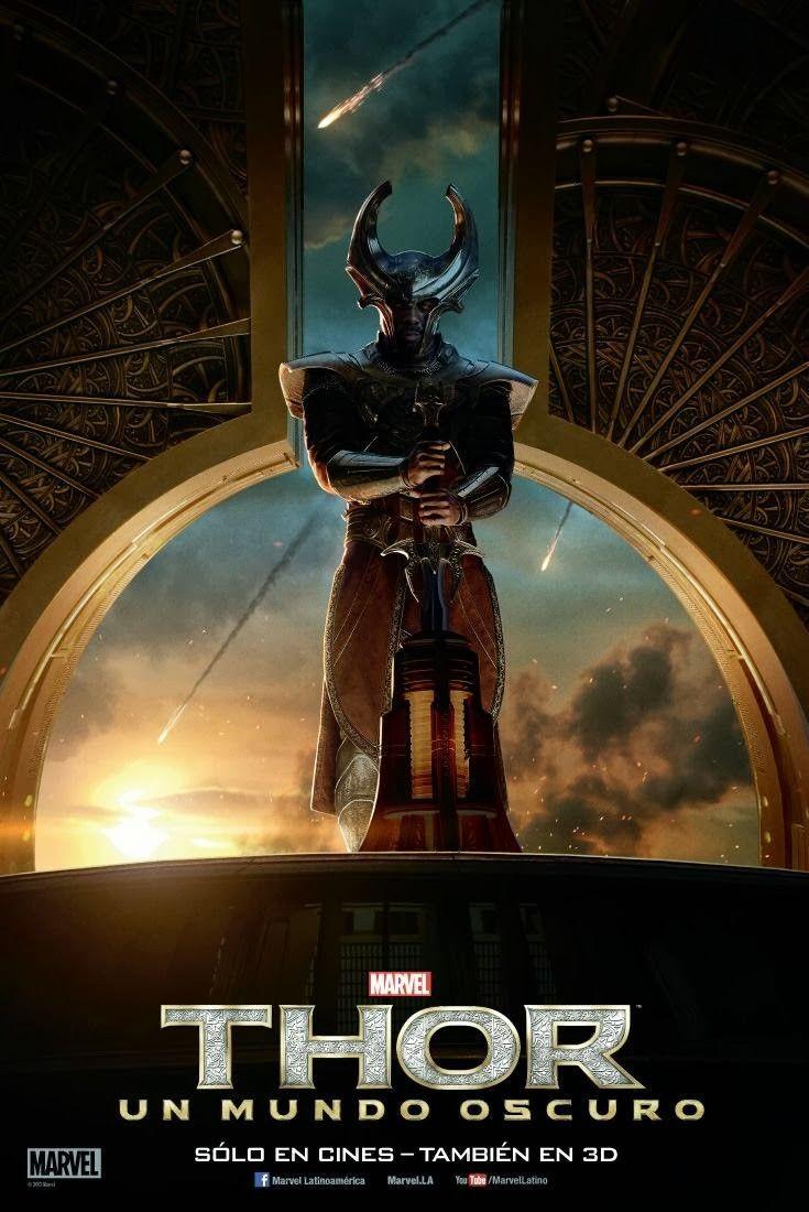 Thor: The Dark World  Title: Thor: The Dark... - Movies & Shows That Rock