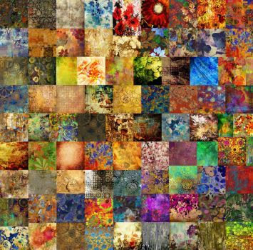 Smeared (144 pieces)