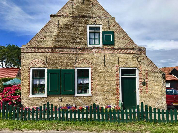 Hollum jaar 1516  oudste huisje op Ameland