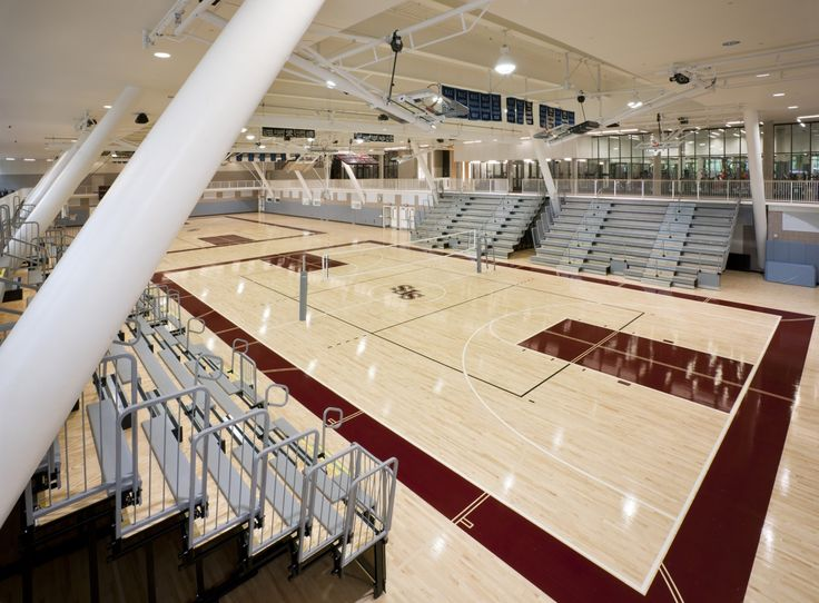 Sidwell Friends School, Athletic Facility