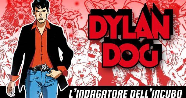 Dylan Dog, straordinario detective con la faccia di Rupert Everett é specializzato in casi soprannaturali, nato 30 anni fa dalla penna di Tiziano Sclavi.