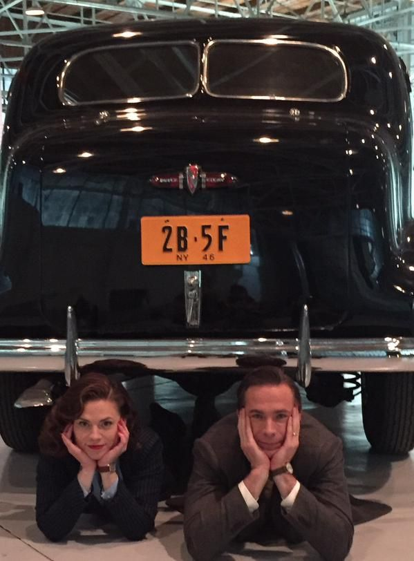 "17 Times We Fell in Love With Hayley Atwell from ""Agent Carter"""
