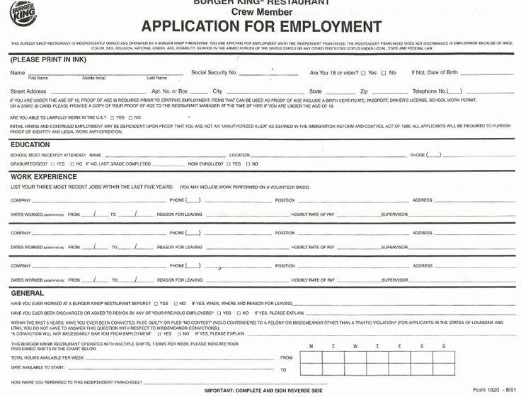 20 Mcdonalds Job Description Resume Printable job