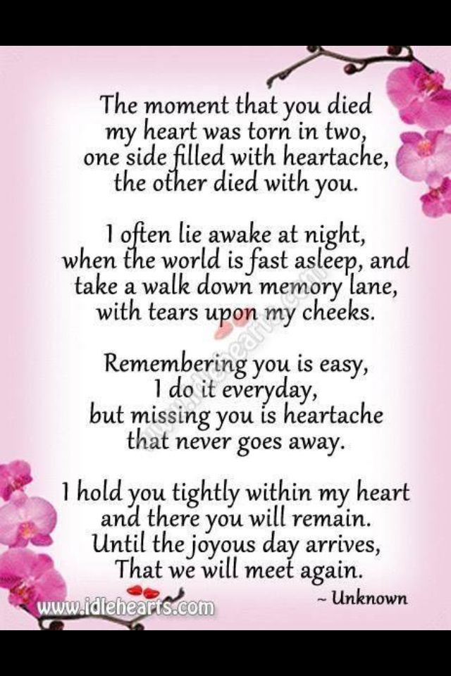 Loosing A Love One Quote Pinterest Miss You Miss You Dad And