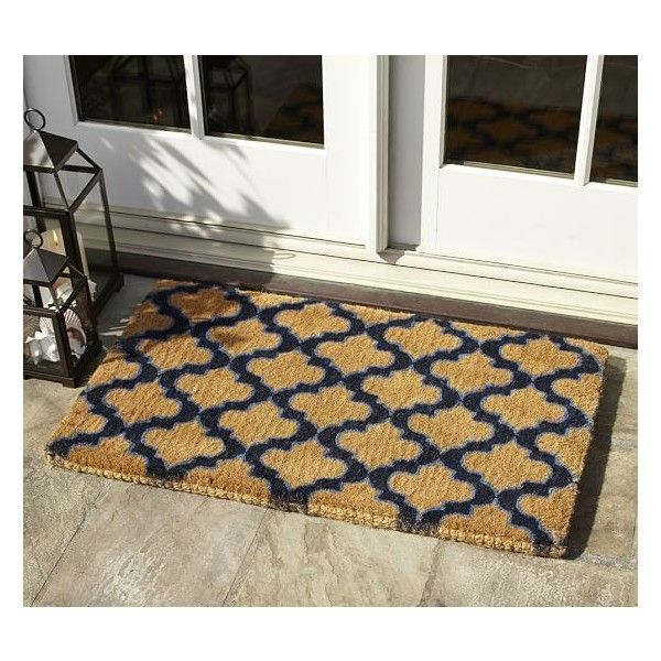 Add Instant Style To High Traffic Areas With Outdoor Rugs And Doormats.  Pottery Barnu0027s Outdoor Mats And Rugs Are Durable And Made To Last.