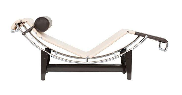 Cassina & Louis Vuitton Colaboraron Para Crear 'LC4 Chaise Lounge' Una Silla Reclinable de Edición Limitada, En Homenaje a Charlotte Perriand