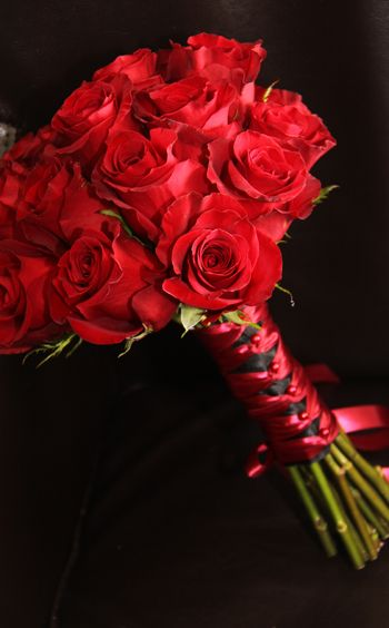 Roses Wedding Boquet