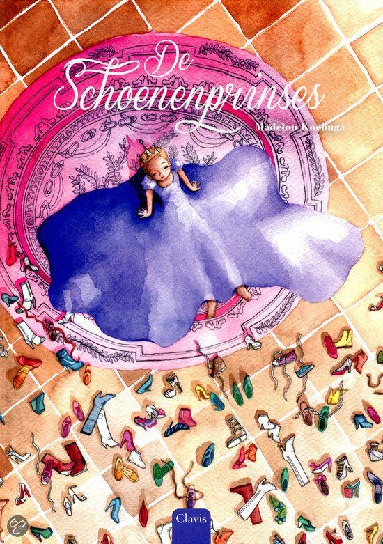 Een prentenboek met leuke tekeningen en vrolijke kleuren over een prinses met miljoenenschoenen. Het verhaal gaat over hebberigheid, geluk en vriendschap. Over hoe je van mensen helpen gelukkig kunt worden. Onze dochter is helemaal in de prinsessen-periode envind dit boek echt geweldig, ze vraagt er...  #voorlezen #boekje #peuter #kleuter #prinsessen