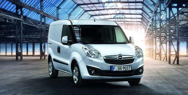 Opel Combo Van #Top_Partners